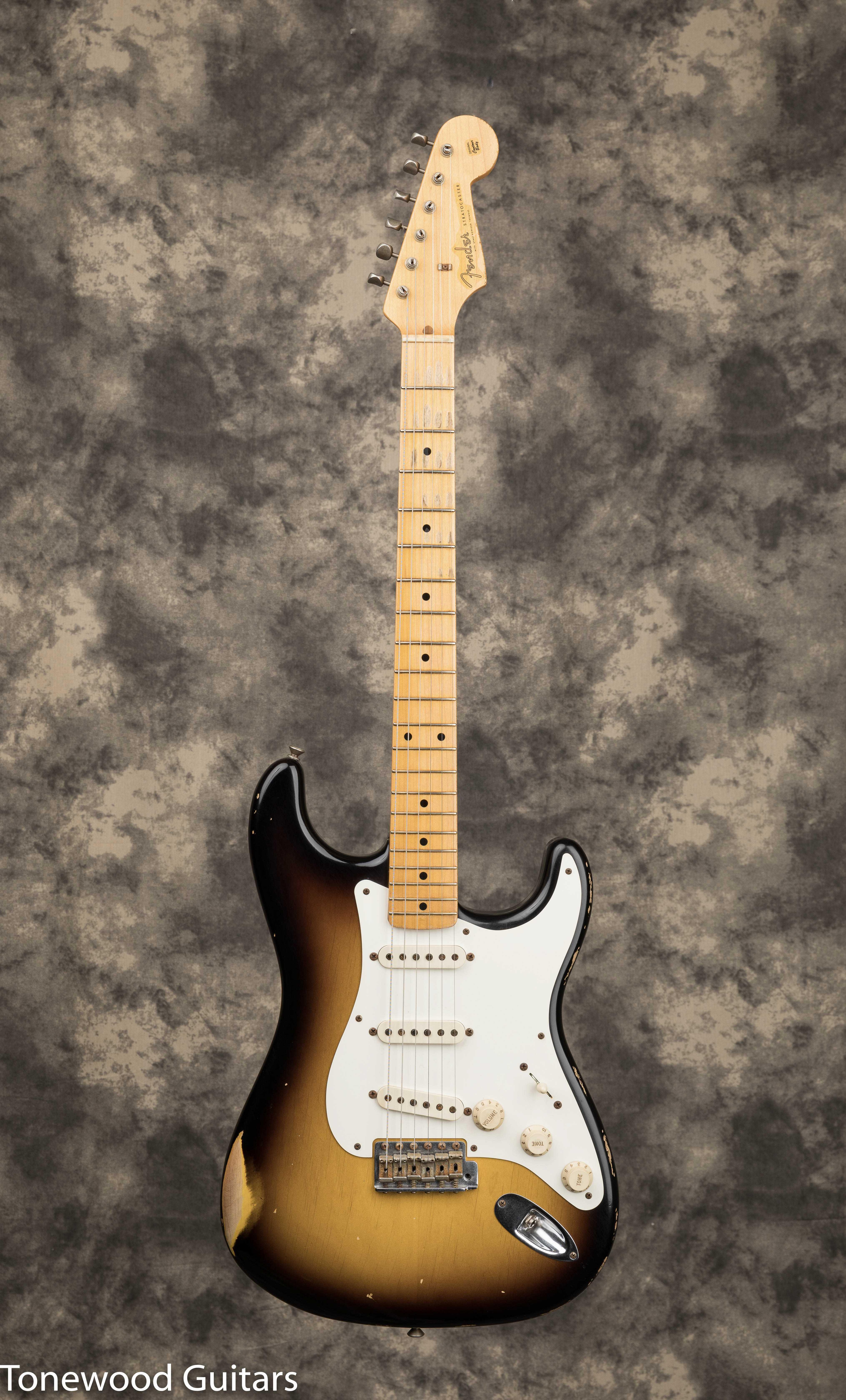 Used Fender 1956 Fender Stratocaster Custom Shop Relic