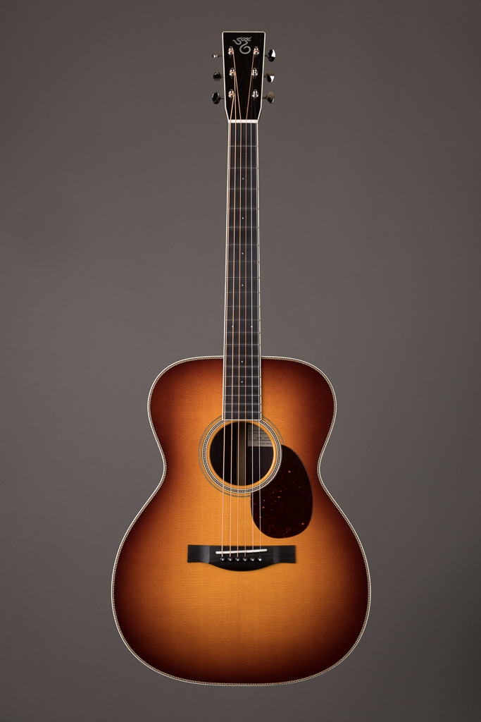 Rich Tone with Vintage sunburst