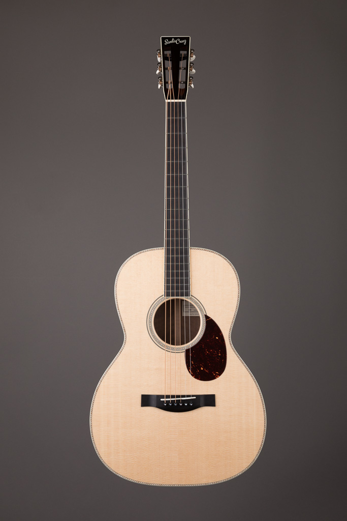 Walnut and Sitka 000
