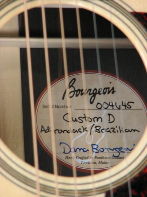 Custom D Brazilian - Adi - Used