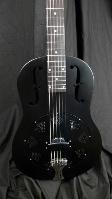 NRP 12 Fret Black