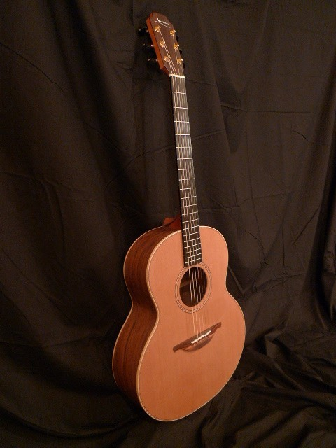 F23 Cedar Top - Walnut Back - Sides
